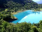 Lake Tenna, The turquise lake