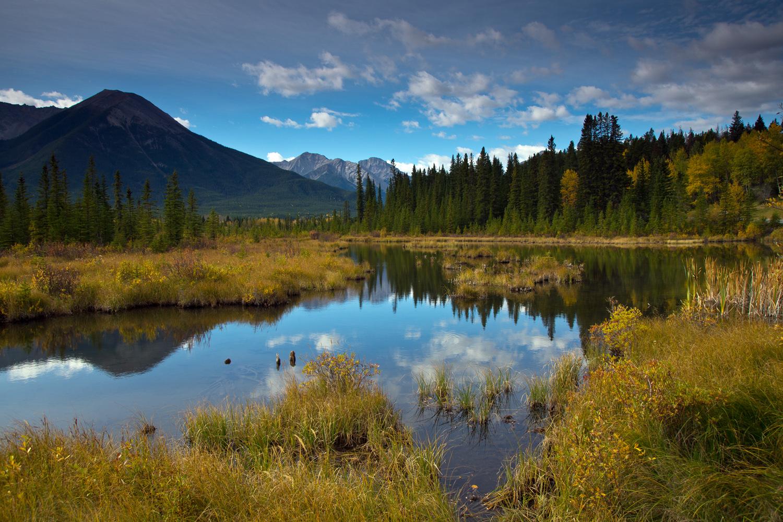 Lake Vermillion , Banff