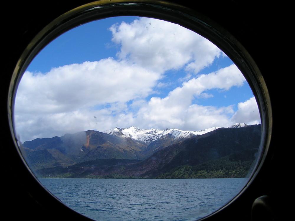 Lake Wakatipu...