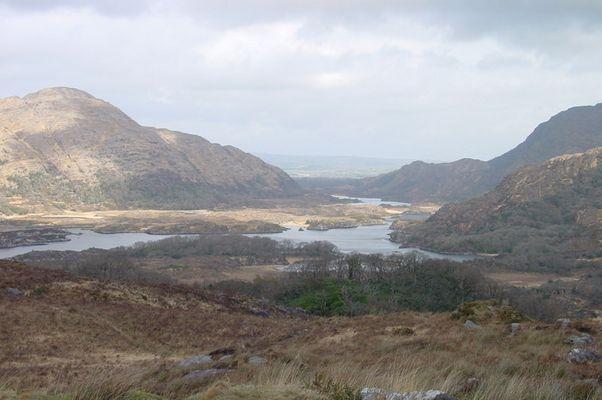 Lakes of Killarny + Long River