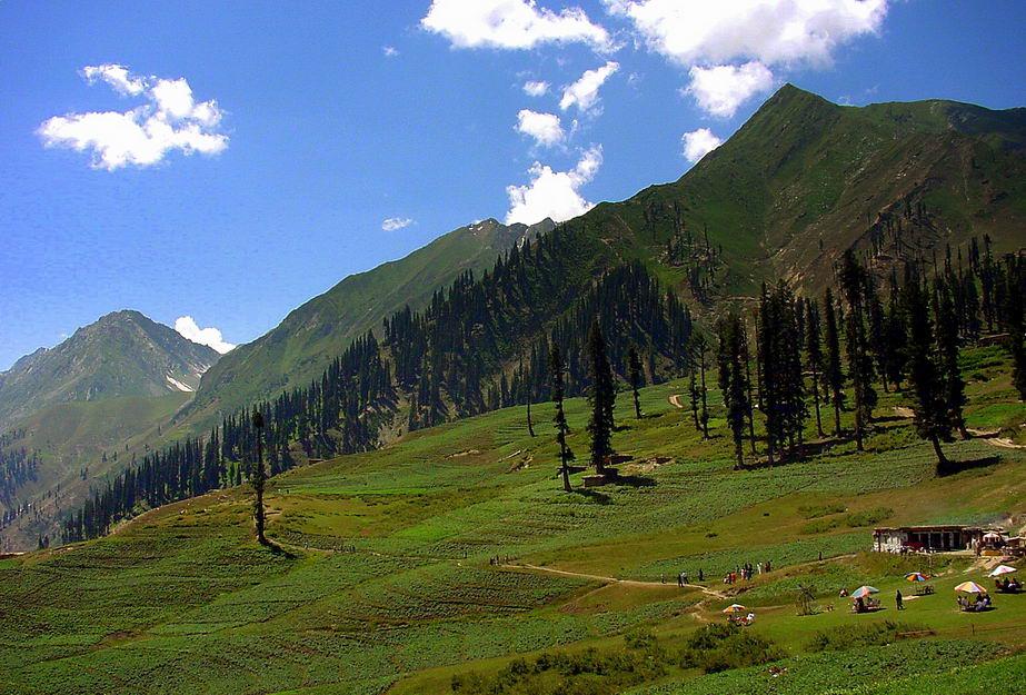 Lalazar in Pakistan