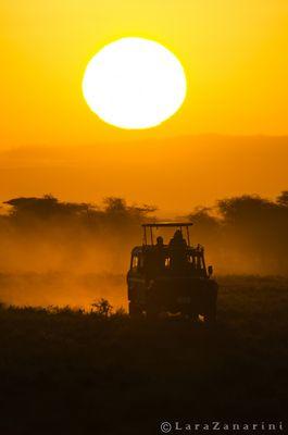 l'alba in africa