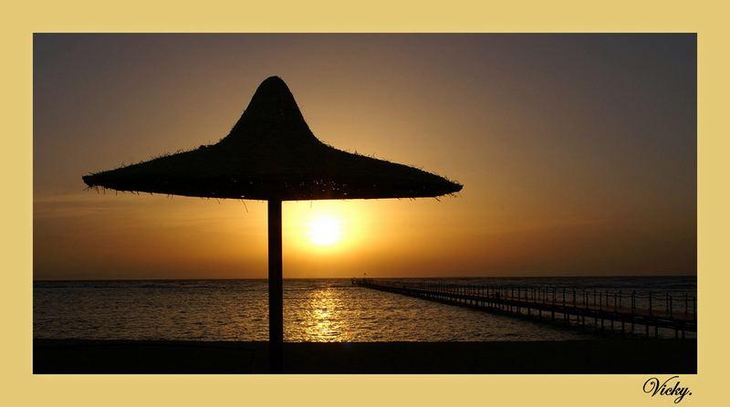 L'Alba ... Sharm El Sheikh...Il Paradiso Terrestre.
