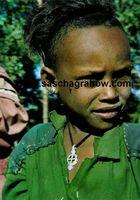 Lalibela Boy, Ethiopia