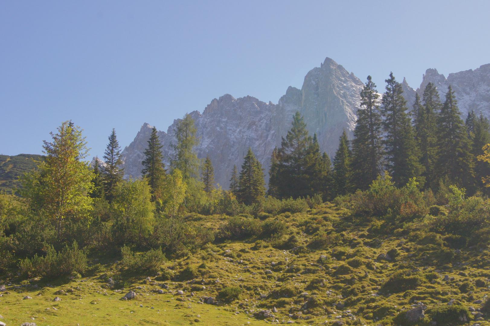 Laliderer Wand / Karwendel