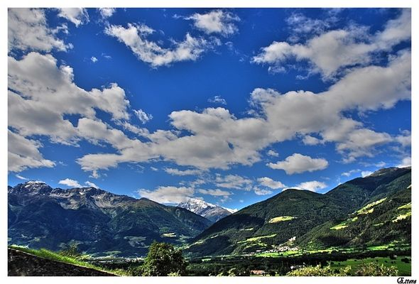 L'alta Val Venosta
