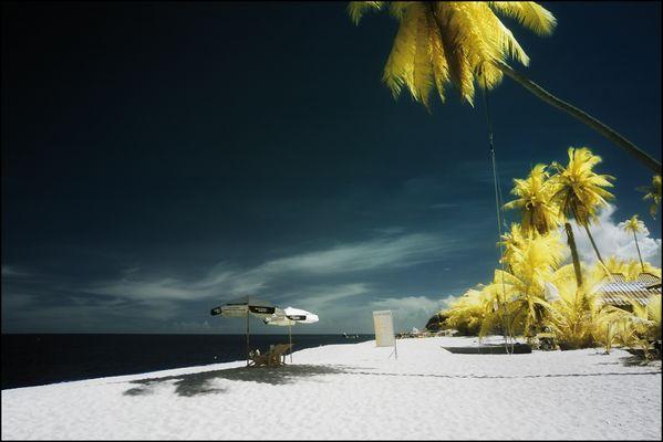 Lamai Beach @ Low Season
