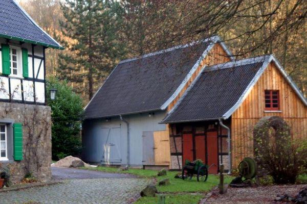 Lambertsmühle im Bergischen Land