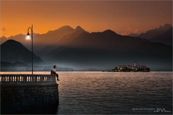 L'ambiance du Lac Majeur