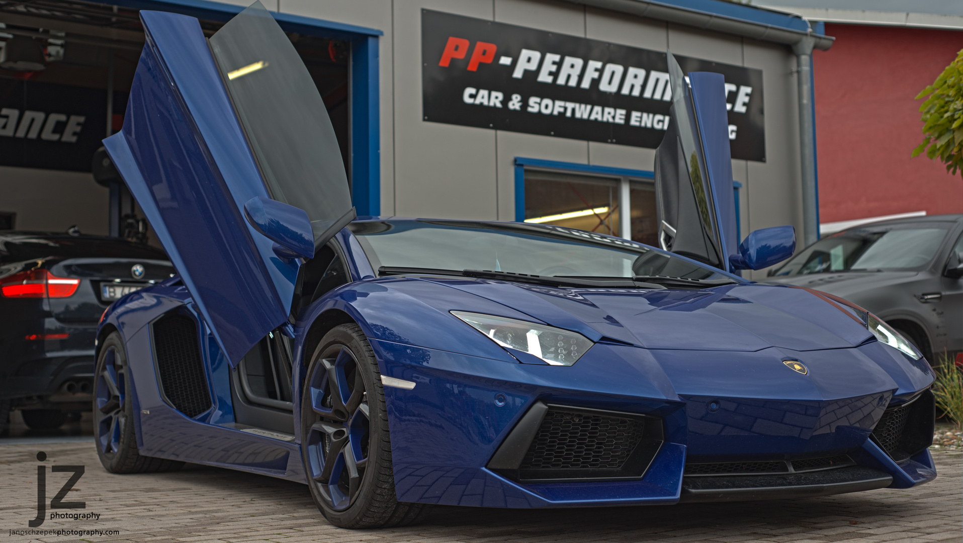 Lamborghini Aventador by PP-Performance