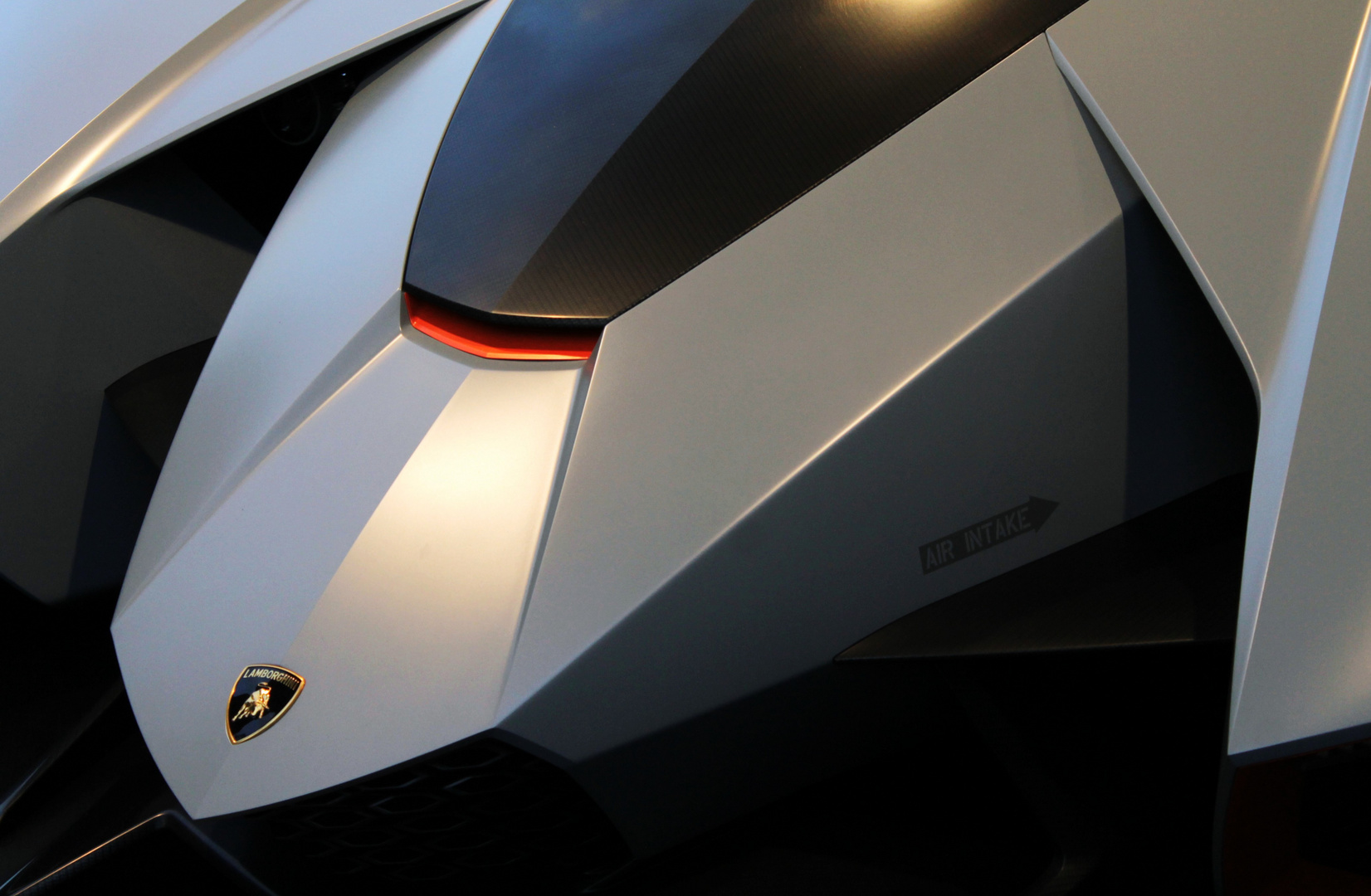 Lamborghini Egoista (Detail)