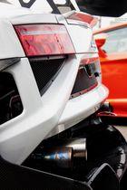 Lamborghini Gallardo Blancpain Endurance Series