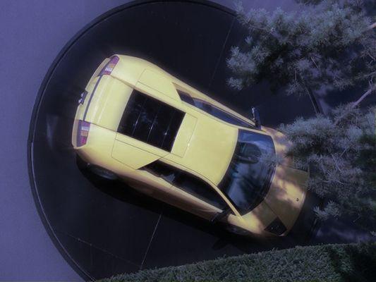 Lamborghini geht Fremd