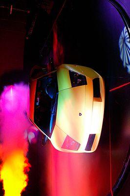 Lamborghini Murciélago (Präsentation in der Autostadt)