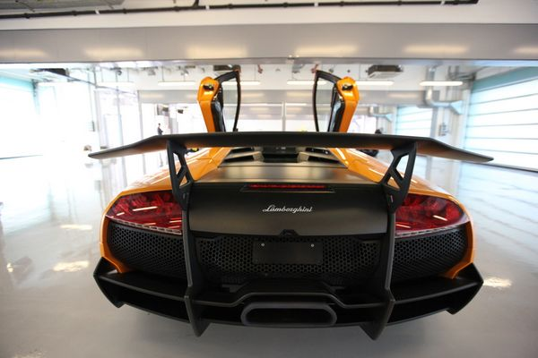 Lamborghini Murcielago SV - 1