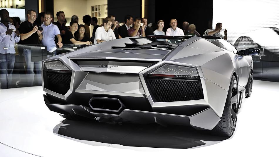 Lamborghini Reventon Roadster II