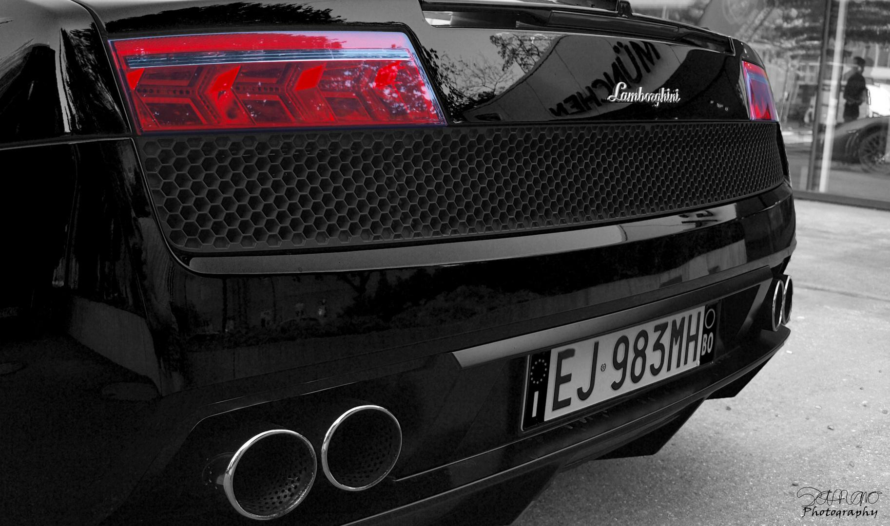 Lamborghinis Gallardo LP550-2