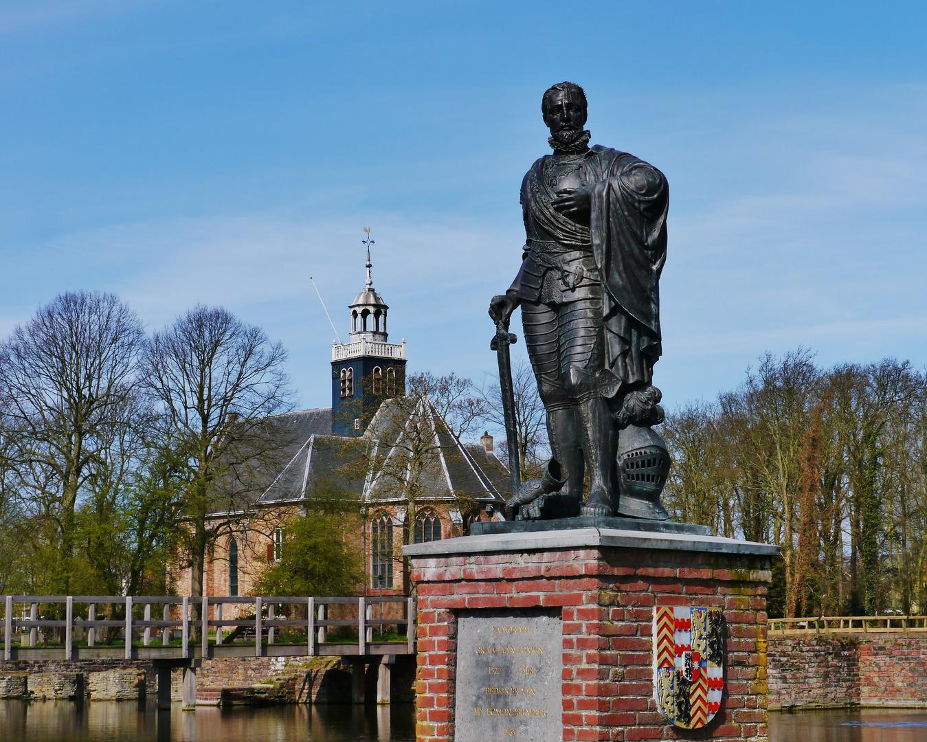 Lamoraal Graf van Egmont (1522-1568)