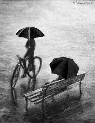 """"""" l'Amore sotto la pioggia """""""