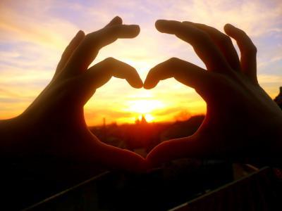 L'amour au crépuscule