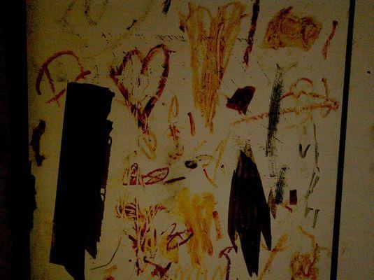 L'amour comme graffiti