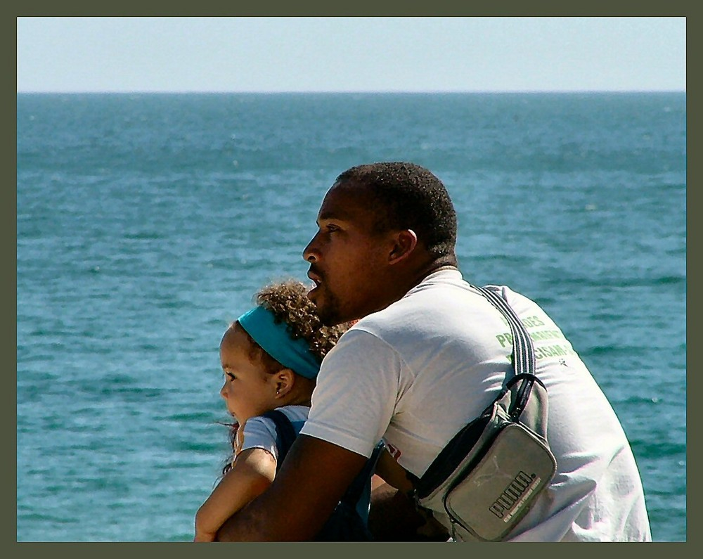 L`amour de père......Protection!!