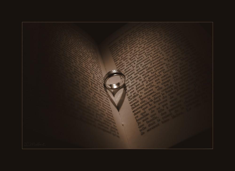 L'amour des livres.