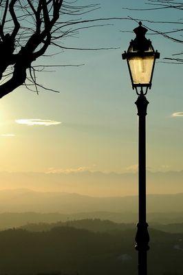 Lampada sull'infinito