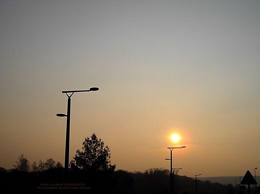Lampadaire à énergie solaire (19 03 2015)