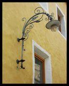 Lampe in Meran, Südtirol