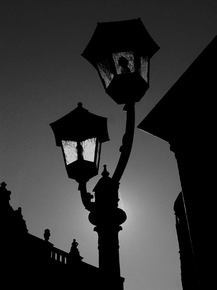 Lampenlicht