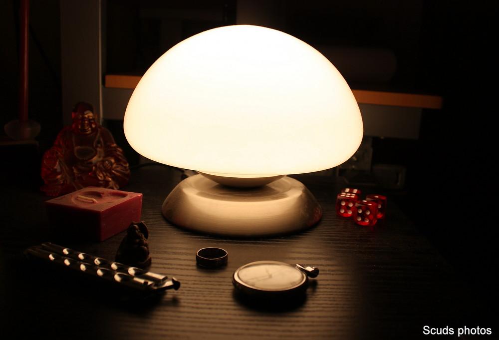 Lampes chapignon
