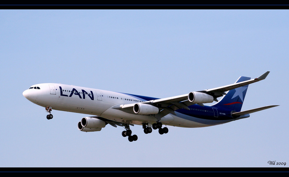 LAN Airlines Chile