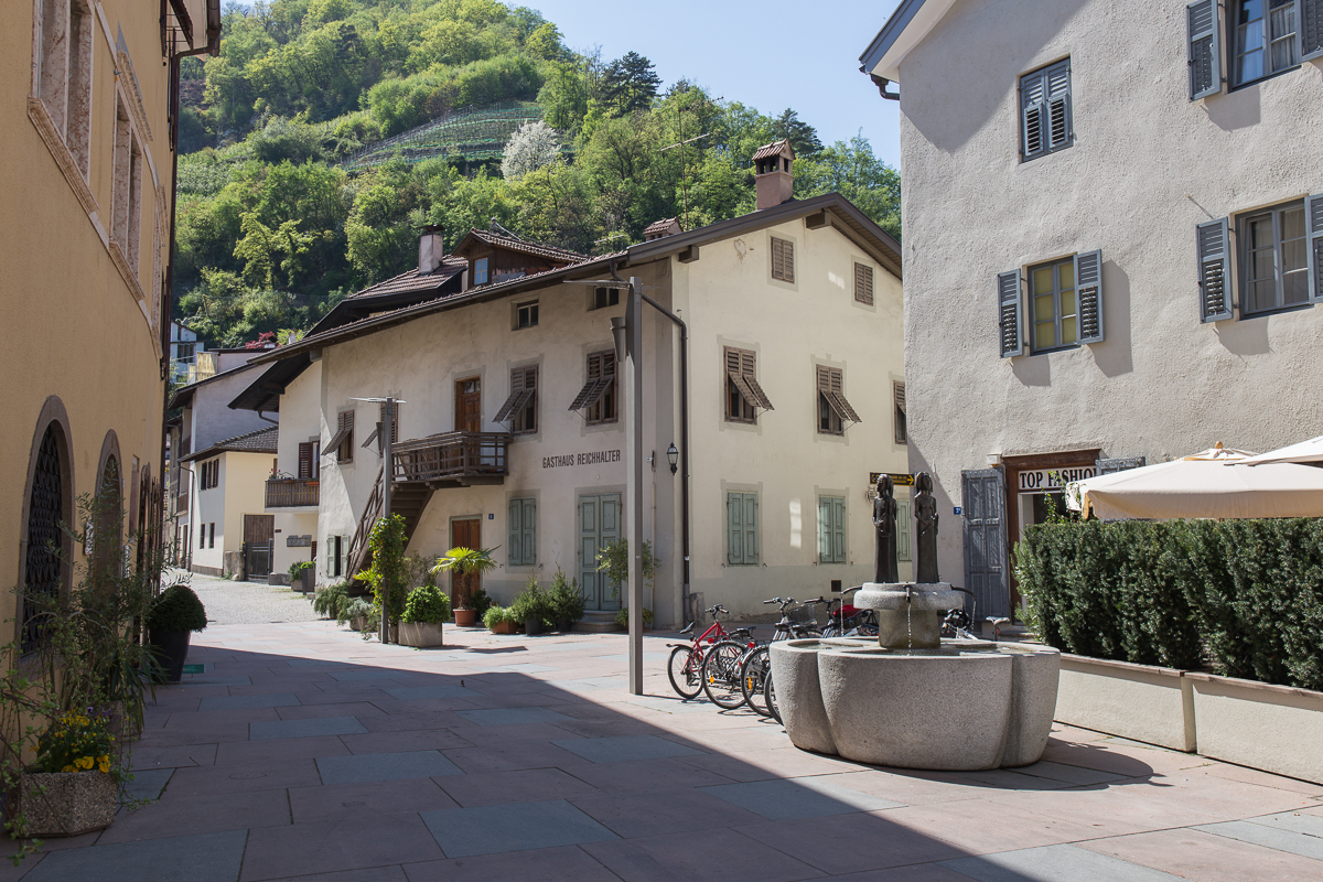 Lana 1 Altes Gasthaus