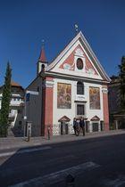 Lana 3 Kapelle o Kirchlein Maria Hilf