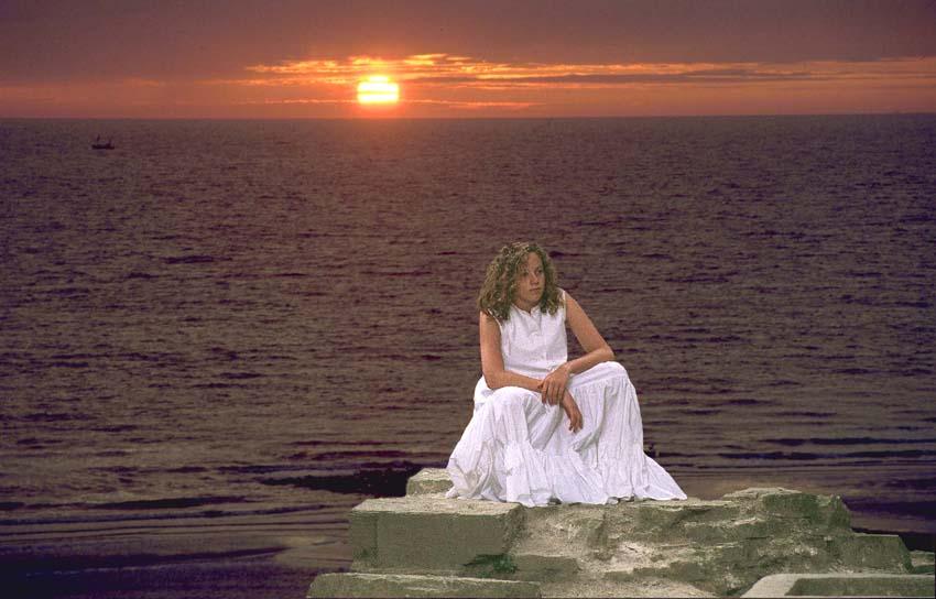 Lana aan zee