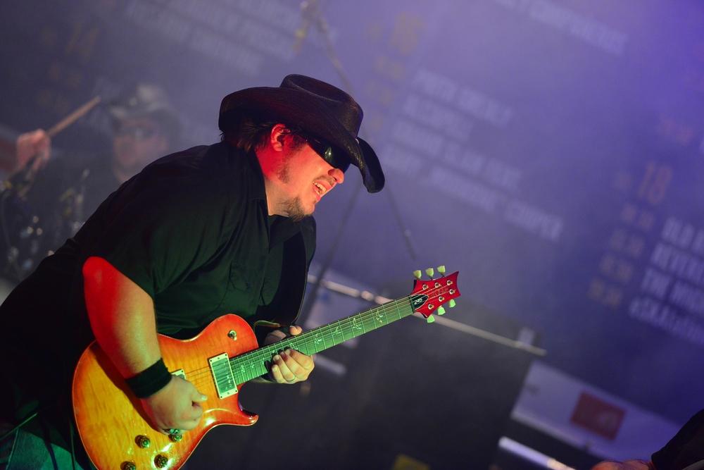 Lance Lopez, Jazzfestival 2013, BA