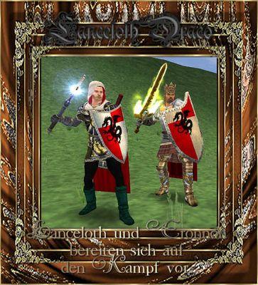 Lanceloth und Eronnon