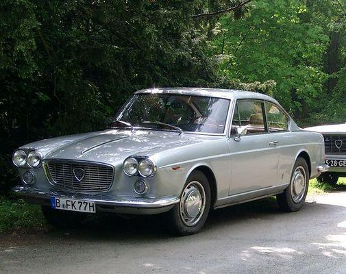 Lancia Flavia Pininfarina Cpe