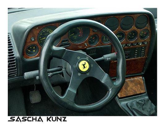 Lancia Thema mit einem Ferrari Triebwerk (3)