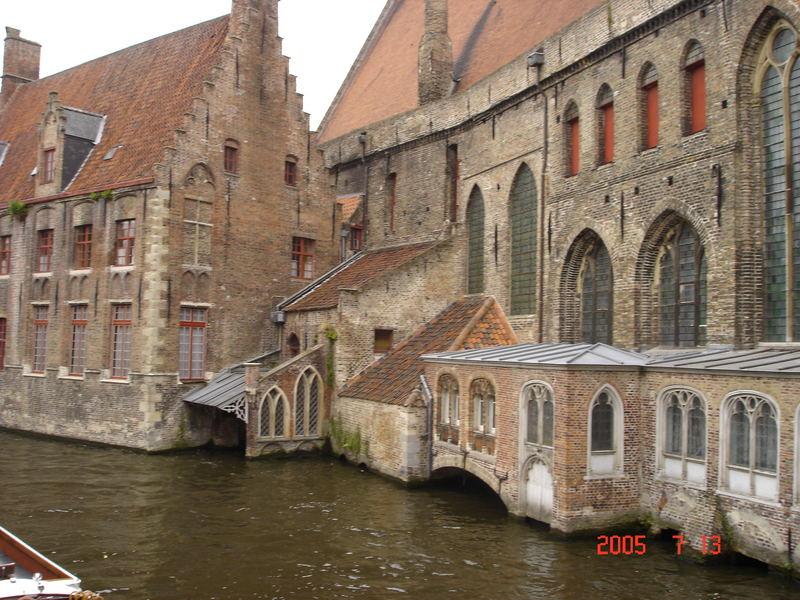 L'ancien hospital de Bruges