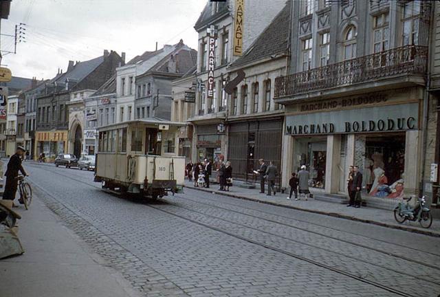 L 39 ancien tramway valenciennes photo et image emotions - L adresse valenciennes ...