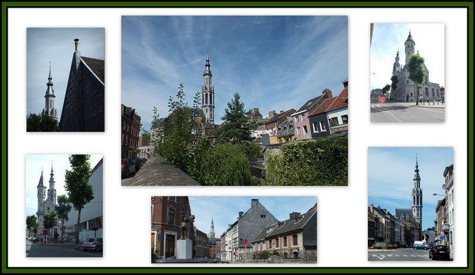L'ancienne grand'poste de Verviers.