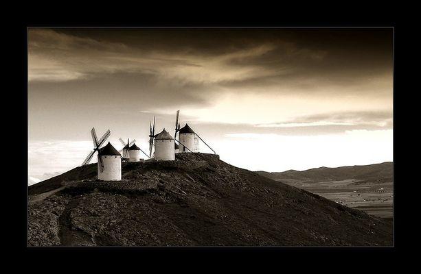 Land des Don Quijote