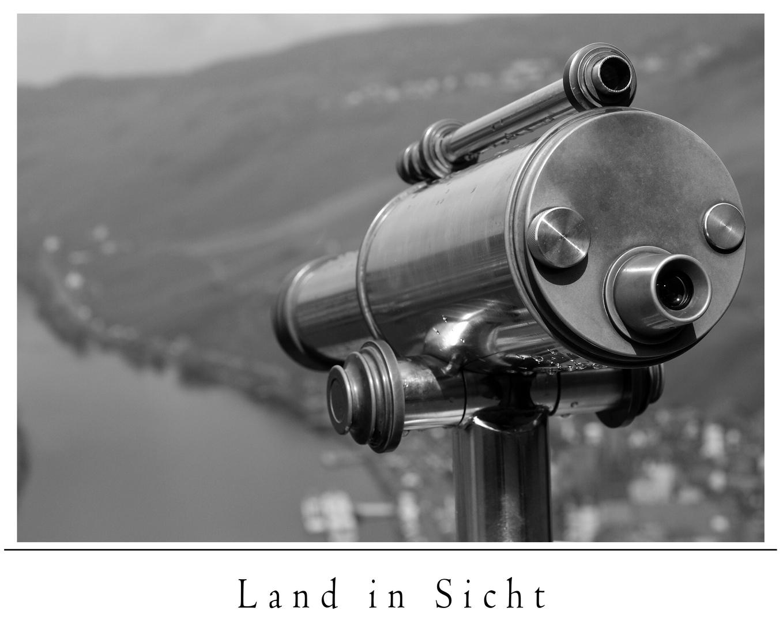 - Land in Sicht -