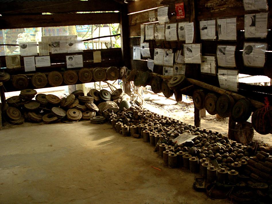 Land Mines Museum, III