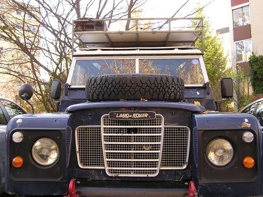 Land Rover Serie 2