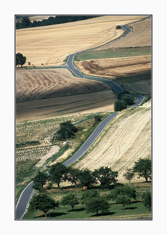 Land-Straße