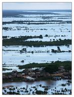 Land unter - Siem Reap, Kambodscha