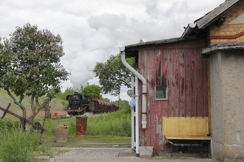 Landbahnhof Alten in Sachsen Anhalt